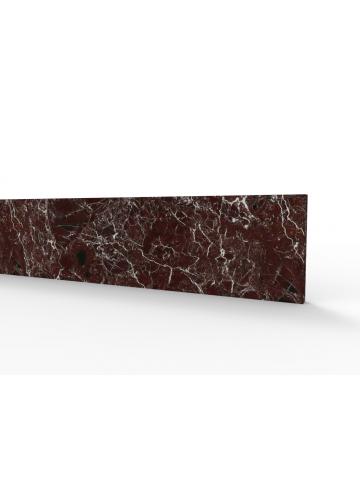 Alzata in Marmo Rosso Levanto