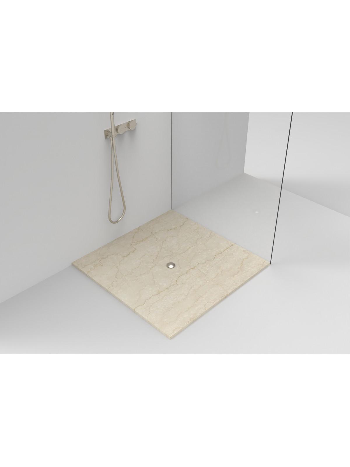 Piatto doccia Filopavimento in Botticino