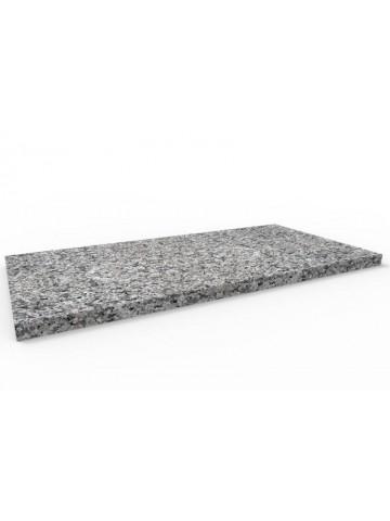 Pavimento 60x30 in bianco sardo