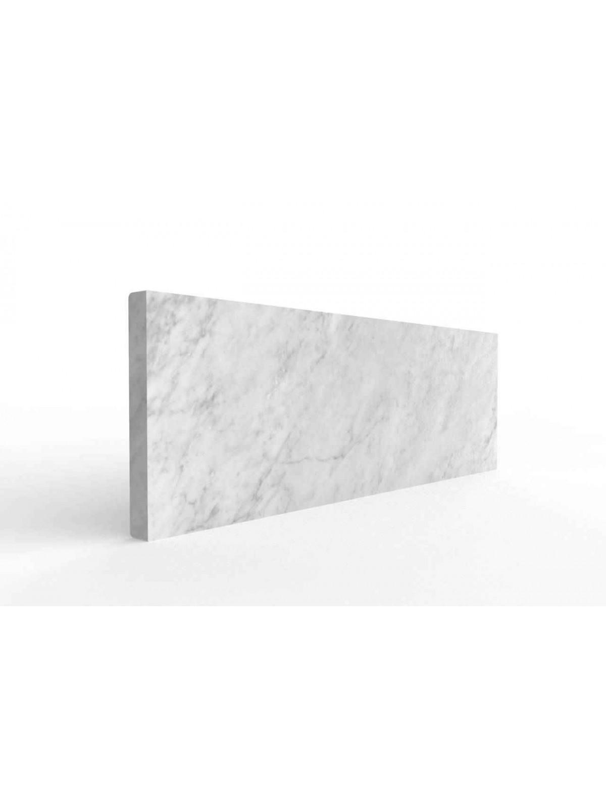 Zoccolino in Bianco di Carrara
