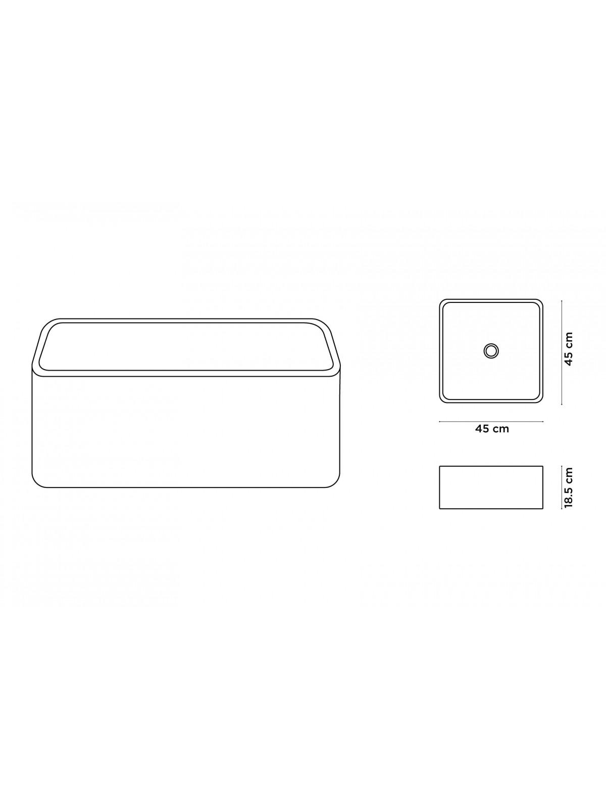 Quadrato Limestone - Tecnici