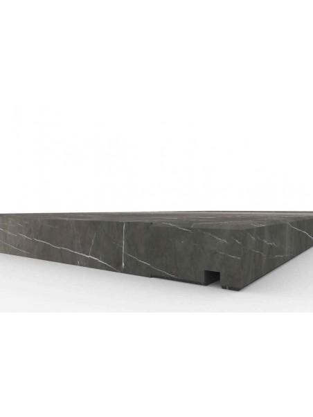 Davanzale in grafite (pietra grey)