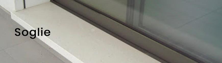 Soglie Su Misura In Granito Pietra O Marmo Marmogranito It