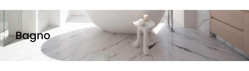 Lavabi rotondi e quadrati in marmo, granito, pietra e onice